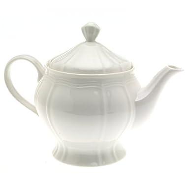 Mikasa Antique White Tea Server, 46 Ounce