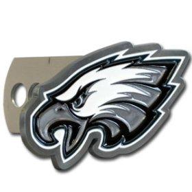 Siskiyou NFL Philadelphia Eagles Large Logo Hitch Cover, Class II & III
