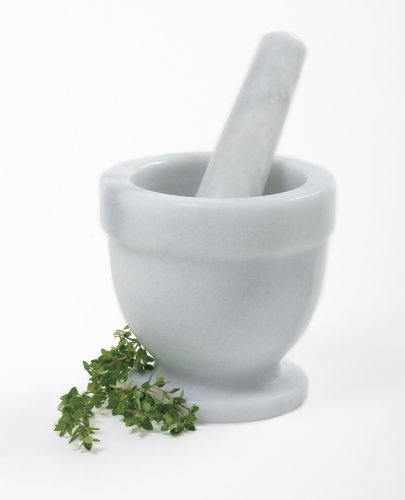 Norpro 695 Marble Mortar Pestle