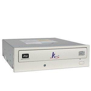 KHypermedia 8x4x8 DVD+RW/CDRW IDE Drive (Beige) by KHypermedia