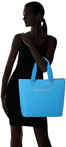 Twin Bolso de As8pna Turquesa Mujer hombro Set Turchese AqAfwH