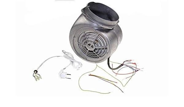 Bosch – Motor ventilador con turbina – 00496237: Amazon.es ...