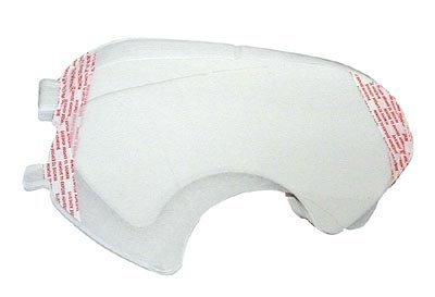 3M 6000 Series Full Facepiece Respirator Lens covers (Pack of 25) by 3M
