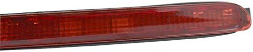 RETYLY LED Auto Coda Rossa Posteriore di Arresto del Freno Luce della Lampada per Mercedes W203 Sedan 00-07