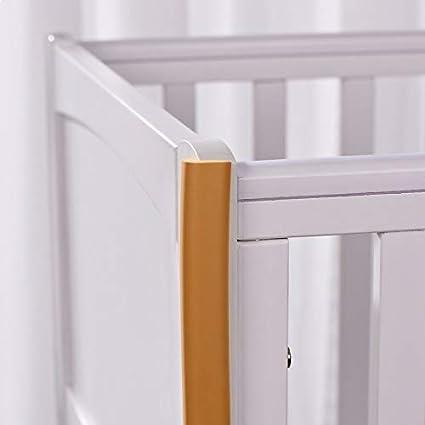 R Protections Bureau Couverture Protecteurs Mousse B/éb/é S/écurit/é Pare-Chocs Garde Paperllong/® 2M U Forme Extra /Épaisse Meubles Bord de Table Corne