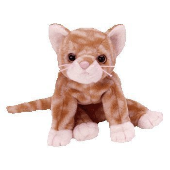 TY Beanie Baby - AMBER the Gold Tabby Cat by Ty  Toy   Amazon.co.uk  Toys    Games 51dc57e71b90