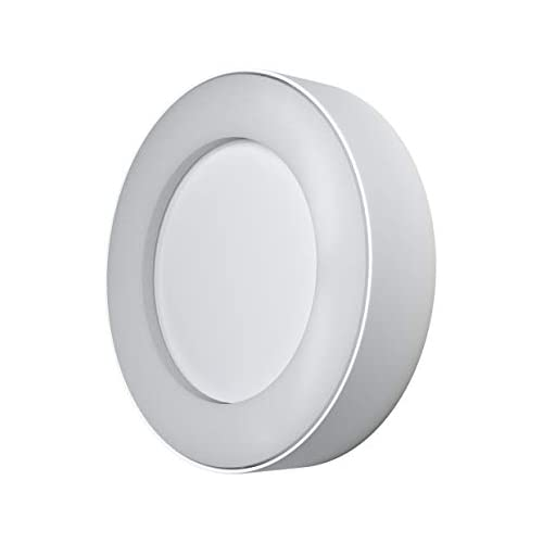 chollos oferta descuentos barato Ledvance Outdoor Aplique de pared y techo de aluminio 13 W color blanco