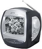 GPX TV-524 5'' B/w Tv with Am/fm Radio