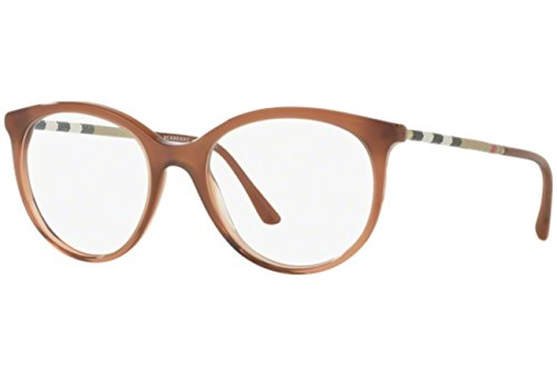- Burberry Women's BE2244Q Eyeglasses Brown Gradient 50mm