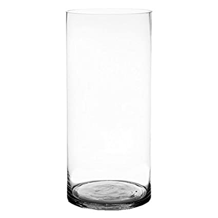 Amazon Cys Excel Glass Vase Cylinder Vase Glass Cylinder Tall
