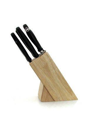 Juego de 5 Cuchillos y una chaira Gourmet Royal en Taco de ...