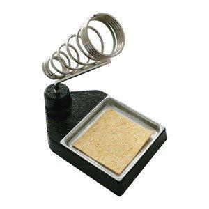 Soporte soldador Acero fundido depósito de agua y esponja