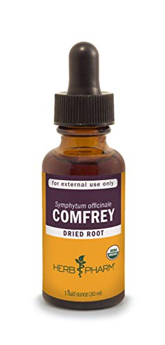 Herb Pharm Certified Organic Comfrey Liquid Extract - 1 Ounce