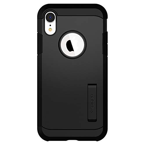 Spigen Tough Armor Designed for Apple iPhone XR Case (2018) - Black