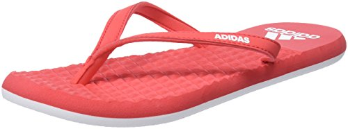 Adidas real Multicolore Femme Soft footwear Coral 0 Coral Eezay White Tongs real rwBrXq