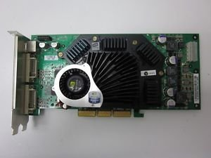 256mb Ddr2 Agp Graphics Card - NVIDIA X2692 nVidia Quadro FX 3000 FX3000 AGP DELL OEM X2692 Video Card Details about Dell X2692 Nvidia Quadro FX3000 256MB DDR2 AGP Dual DVI