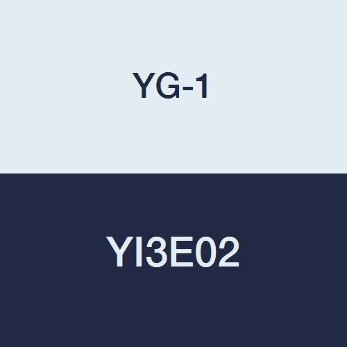 YG-1 YI3E02 51//64 Carbide i-Dream Drill Insert 5.5 mm Thickness TiCN Finish