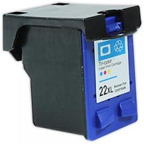 Cartucho de tinta compatible para impresora HP Deskjet D2460 ...