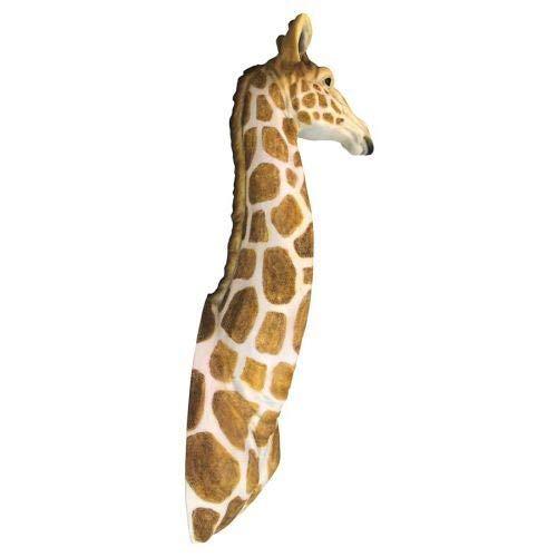 Design Toscano African Savanna Giraffe Wall Sculpture
