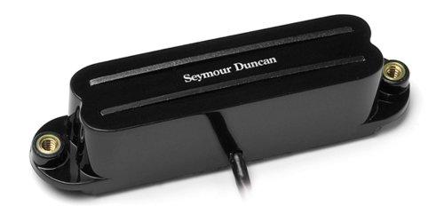 Seymour Duncan SCR-1N Cool Rails Neck Guitar Pickup - Black ()