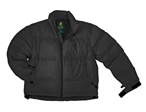 Amazon.com : Browning Goose Down Jacket Black, Large : Down ...
