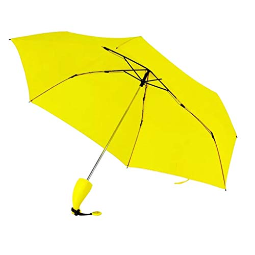 OrchidAmor Portable Creative Design Fashion Women Banana Shaped Umbrellas Rain Sun Umbrella 2019 New - 8 Tuff Scale