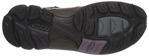 Ecco ECCO HIKE LADIES - Zapatillas De Deporte Para Exterior de piel mujer Marrón (COCOA BROWN1482)