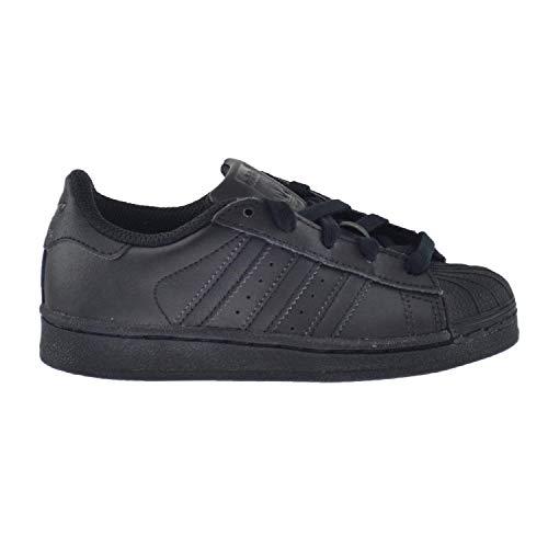 (adidas Superstar C Little Kids Shoes Core Black d70185 (10.5 M)