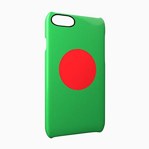 Flag of Bangladesh Glossy Hard Snap-On Protective iPhone 7 Case Cover