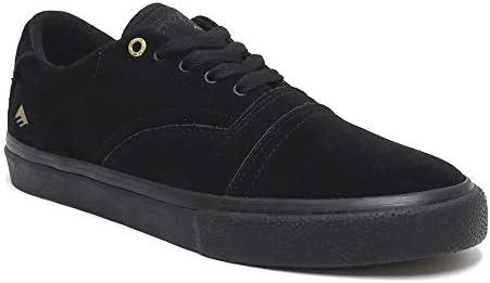 SHOES シューズ スニーカー PROVIDER 黒/黒/ガム BLACK/BLACK/GUM スケートボード スケボー SKATEBOARD
