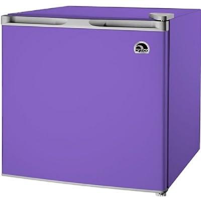 Dorm Room Beverage Refrigirator (Stylish Purple) Igloo 1.7 Cu Feet