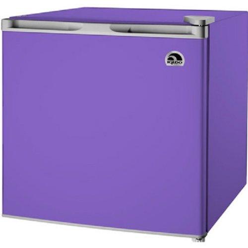 Dorm Room Beverage Refrigirator (Stylish Purple) Igloo 1.7 Cu Feet by Igloo