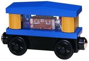 Jewel Car - Thomas & Friends Wooden Railway Tank Train Engine - Brand New Loose