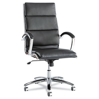 neratoli-high-back-swivel-tilt-chair-black-soft-touch-leather-chrome-frame-sold-as-1-each
