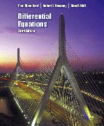 Differential Equations-Text Only