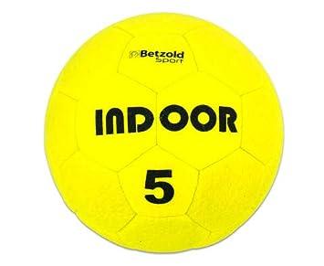 betzold Indoor de fútbol, balón de fútbol Sala, tamaño 5 (Contorno ...