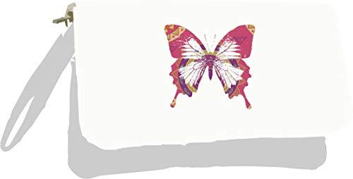 Butterfly Clutch Metallic Silhouette Animal Silver Bohemian Pattern Gold Bag Boho Xp0wIqn