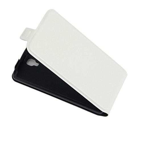 Funda Lenovo Vibe A,Manyip Caja del teléfono del cuero,Protector de Pantalla de Slim Case Estilo Billetera con Ranuras para Tarjetas, Soporte Plegable, Cierre Magnético F