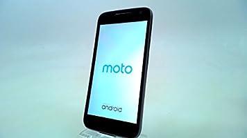 Motorola MOTO G4 Play (4th Generation) 4G LTE Factory Unlocked Phone, 16GB, Black