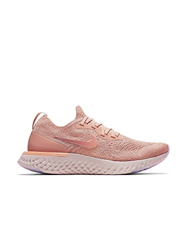 602 Tint React WMNS Pink Tropical Epic Mehrfarbig Laufschuhe Pink Flyknit NIKE Rust Damen Pink fOSwqxBW6