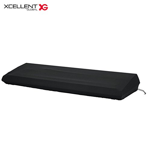Xcellent Global Stretchable Keyboard Dust Cover for 88-Key Keyboard Dustproof Cover HG268 by Xcellent Global