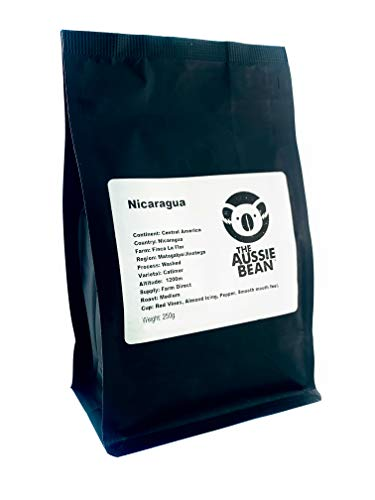 Coffee Beans Roasted 250g ()