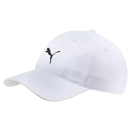 b5660f75795 Amazon.com   Puma Golf 2018 Men s Pounce Hat (Bright White