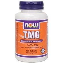 Now TMG Tri-Methyl-Glycine Cardiovascular Support