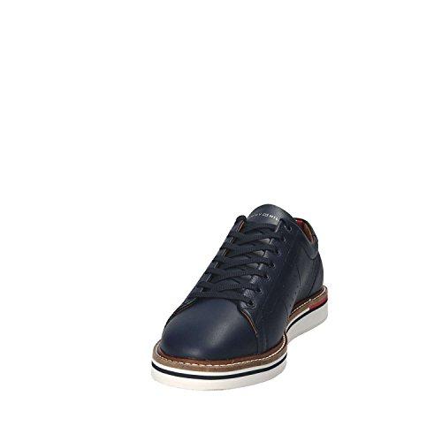 Tommy Hilfiger FM0FM01337 Sneakers Uomo Blu Marino