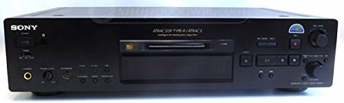 Sony Mini Disc Recording Deck Bundle ()