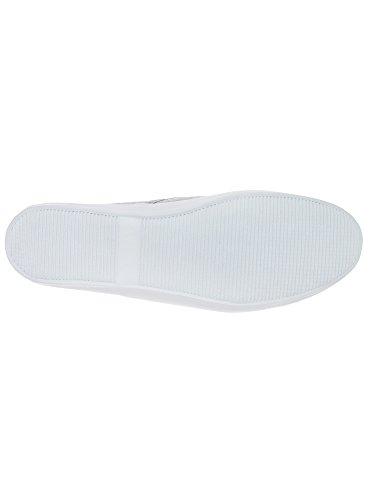 oodji Ultra Hombre Zapatillas Slip On Básicas Gris (2000M)
