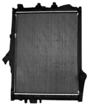 Dodge Durango Parts - TYC 2739 Dodge Durango 1-Row Plastic Aluminum Replacement Radiator