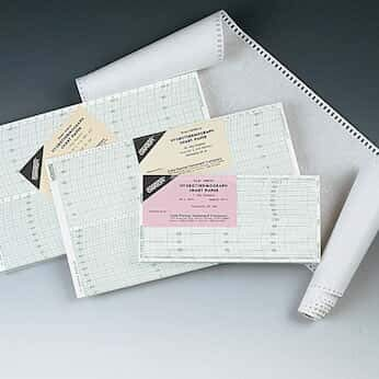 Oakton Hygrothermograph Chart Recorder Paper; 14-122F, 7 Day, 2 Hour; 100/Pk