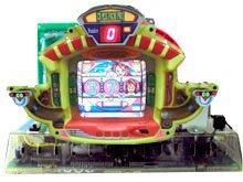 コンパクト卓上パチンコ:レトロ CRミスパチプロ(平和) 自動で回って自動で消化!の商品画像